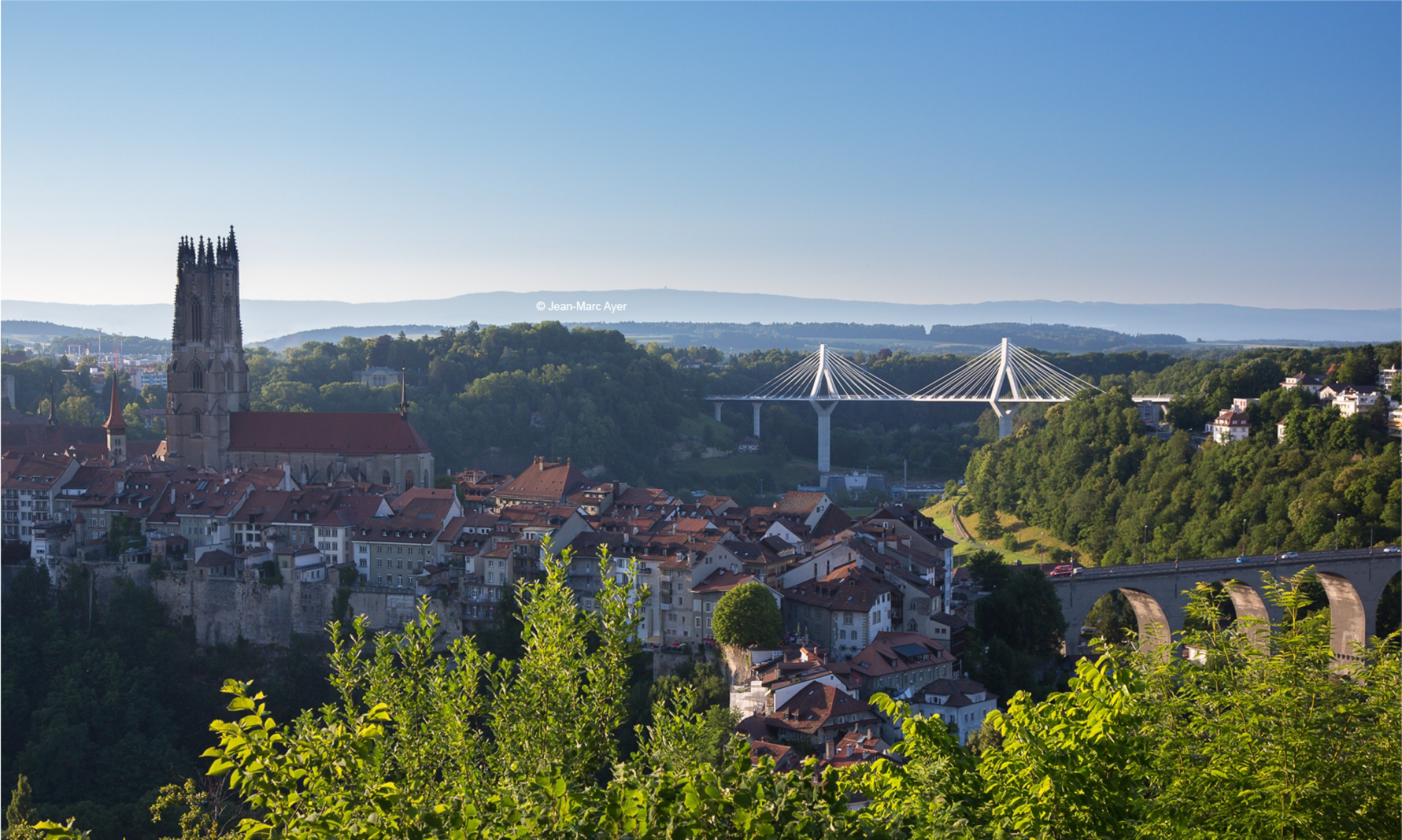 Mon pays fribourg